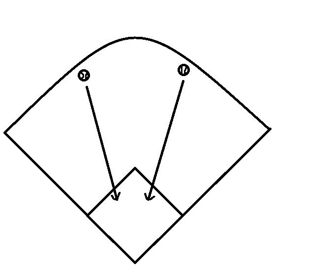 パワポケ13 長打を打たれたときに三本間でアウトを取る方法【守備テク】