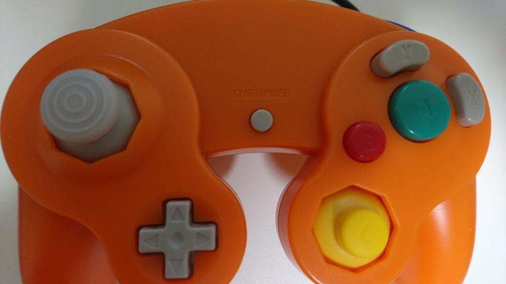 サードパーティ製のゲームキューブコントローラの使用感について【ホリ製】